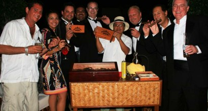 Your guests will love having Vallarta Cigar Factory